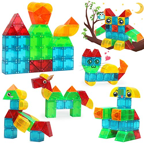 Best Toy With Magnetic Shapes