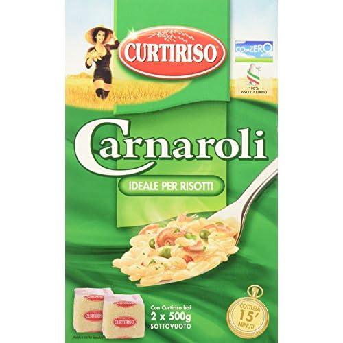 Curtiriso - Riso, Ideale Per Risotti - 1000 G