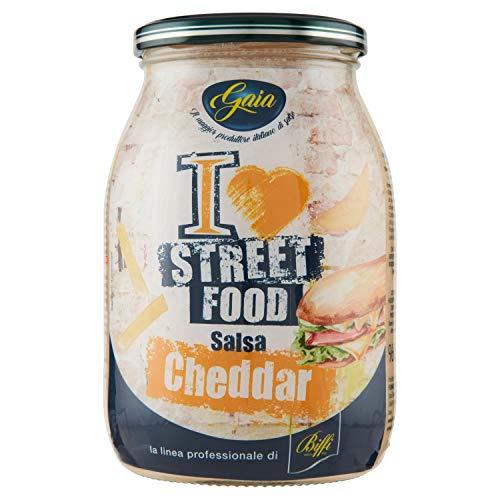 Gaia - Salsa Cheddar - 6 Vasi