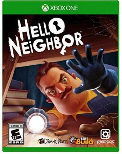 Our #6 Pick is the Hello Neighbor Xbox One Game