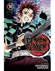 Demon Slayer: Kimetsu no Yaiba, Vol. 10 (10)