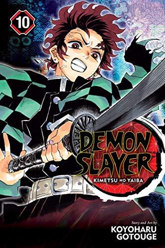 Demon Slayer Kimetsu No Yaiba 10: Shonen Jump Edition