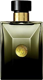 Versace Pour Homme Oud Noir - Colonia para hombre 100 ml