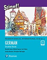 Pearson Edexcel International GCSE (9-1) German Student Book