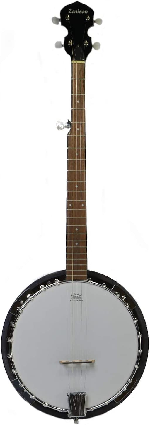 Max 77% OFF 5-String BANJO - REMO Head TRADITIONAL Complete Free Shipping BLUEGRASS Sepel Solid 38