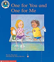 One for You and One for Me 0590299743 Book Cover
