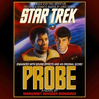Star Trek: Probe (Adapted) audiobook cover art