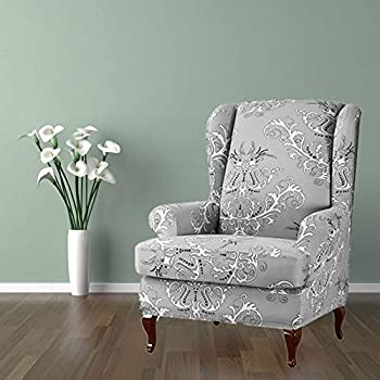 queen anne chairs slipcovers