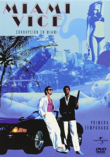 Miami Vice. Corrupción en Miami (1ª temporada) [DVD]
