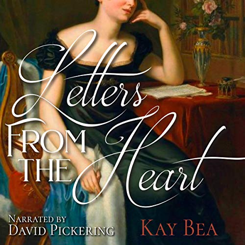 Letters from the Heart audiobook cover art