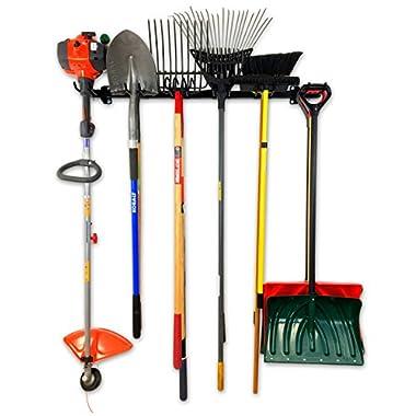 Omni Tool Storage Rack - Compact | Wall Mount Tools Home & Garage Storage System | Steel Gear Hanger