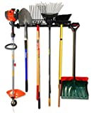 StoreYourBoard Tool Storage Rack, Compact, Wall Mount Tools Home & Garage Storage System, Steel Gear Hanger