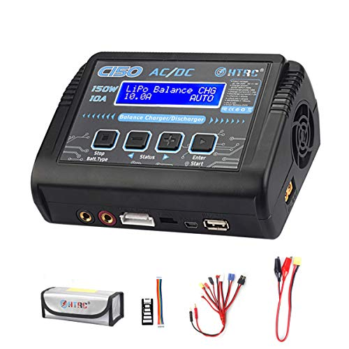 Haisito LiPo Battery Balance Charger Discharger 150W 10A AC/DC for NiCd Li-ion...