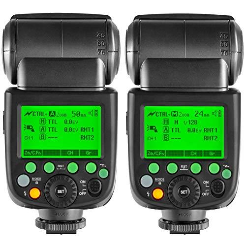 Flashpoint Zoom Li-ion R2 TTL On-Camera Flash Speedlight for Sony (V860II-S)