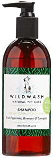Wildwash Dog Shampoo For Deep Cleaning And Deodorising, 300 Ml