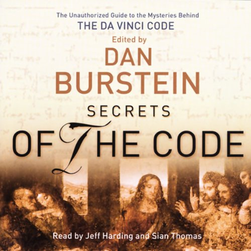 Secrets of the Code audiobook cover art