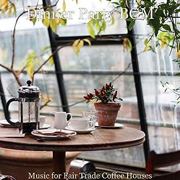 Music for Fair Trade Coffee Houses