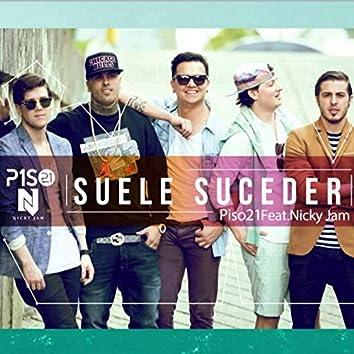Suele Suceder (feat. Nicky Jam)