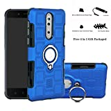 Labanema Nokia 8 case, Hybrid Dual Layer [Anti-Scratch]
