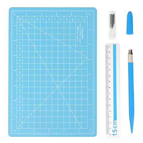 Juego de herramientas para manualidades DIY, cuchillo para tallar, cuchillo de papel fotográfico, juego de herramientas para tallar para bricolaje(#2)
