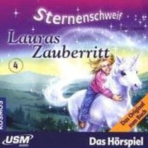 Sternenschweif, Lauras Zauberritt (Sternenschweif 4) Titelbild