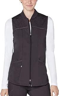 Adar Responsive Scrubs for Women - Active Scrub Bomber Vest