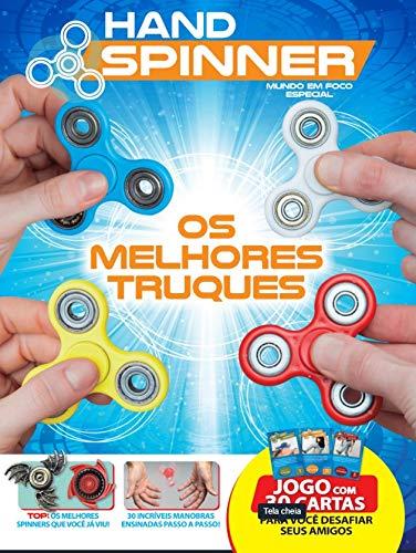 Mundo em Foco Especial - Hand Spinner