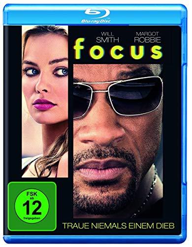 Focus [Blu-ray]