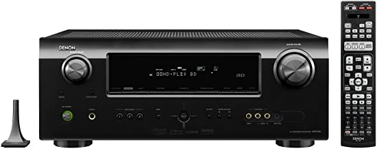 Denon AVR-591 5.1 Channel Home Theater Receiver with HDMI 1.4a (Black) (Discontinued by Manufacturer)