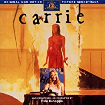 Carrie: Original MGM Motion Picture Soundtrack