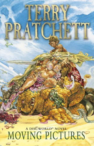 Moving Pictures: (Discworld Novel 10) (Discworld series) (English Edition)