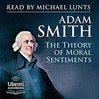 The Theory of Moral Sentiments cover art