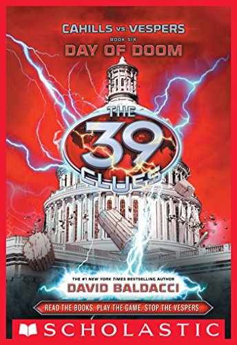 The 39 Clues: Cahills vs. Vespers Book 6: Day of Doom (English Edition)