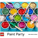 LEGO Paint Party Puzzle Novelty Book