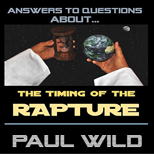 The Timing of the Rapture audiobook cover art