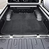 UK Custom Covers TL250 Tailored Trunk Load Bed Liner - Black