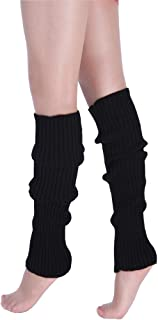 CHUNG Women Juniors Knitted Leg Warmers 16