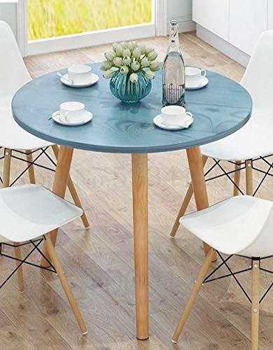 LJQLXJ Tavolo da Pranzo Tavolo da Pranzo Piccola Famiglia Moderna Semplice Tavolo da Pranzo Quadrato e Combinazione di sedie Sala da Pranzo tavolino da Pranzo, 60x60x73cm8