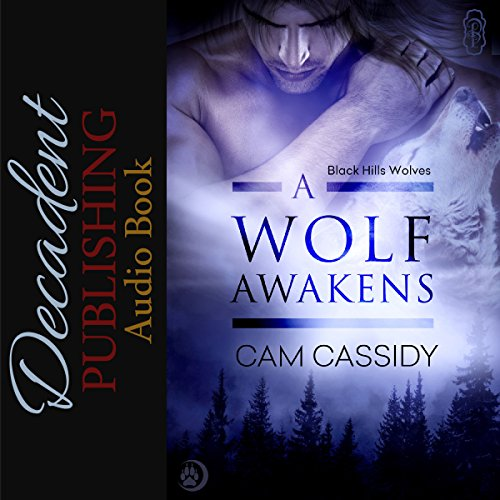 A Wolf Awakens audiobook cover art