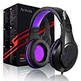 Anivia Gaming Headset Stereo Headphones with Microphone...