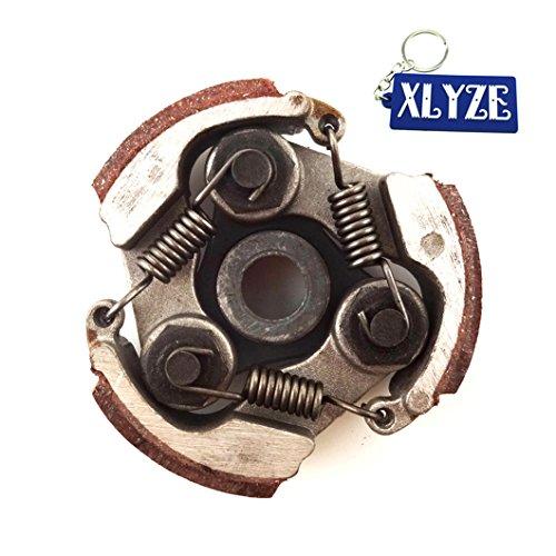 XLYZE Clutch Pad para 47cc 49cc Engine Mini Dirt Kids Moto ATV Quad Pocket Bike Go Kart