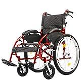 Fauteuil roulant Sport Fauteuils roulants 13Kg Portable Pliable Ergonomique...