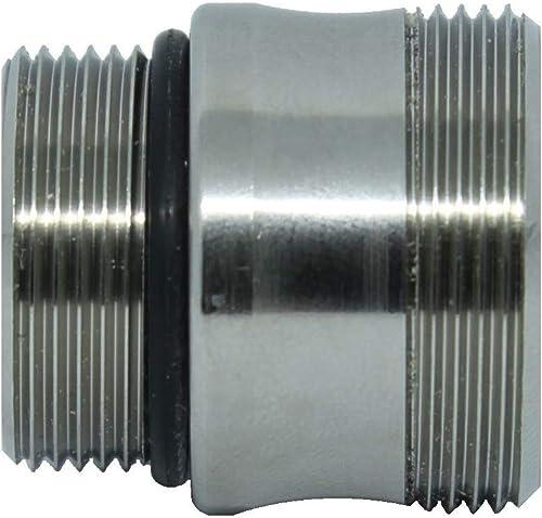 Adaptateur Ikea pour robinet M18,5 à M22 - Convient également aux robinets Ikea. Également compatible avec le filtre ...