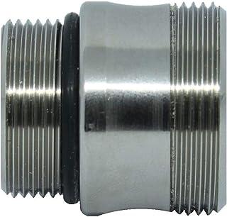 Adaptateur Ikea pour robinet M18,5 à M22 - Convient également aux robinets Ikea. Également compatible avec le filtre Brita.