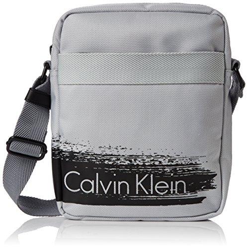 Calvin Klein Cooper Reporter, Borse Uomo, Stone, OS