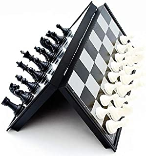 Folding Portable Chess Game Set(3 in 1)/magnetism game