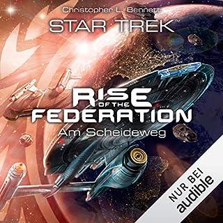 Am Scheideweg     Star Trek - Rise of the Federation 1              Autor:                                                                                                                                 Christopher L. Bennett                               Sprecher:                                                                                                                                 Heiko Grauel                      Spieldauer: 10 Std. und 32 Min.     265 Bewertungen     Gesamt 4,3