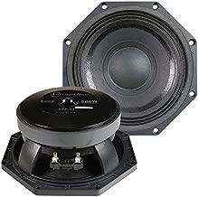 .AVD. American Bass Godfather 8 inches Midrange Car Speaker, 500 Watt Maximum Power, Mid Bass Car Audio Stereo Woofer Loudspeaker, 8 inch 4 Ohm Voice Coil