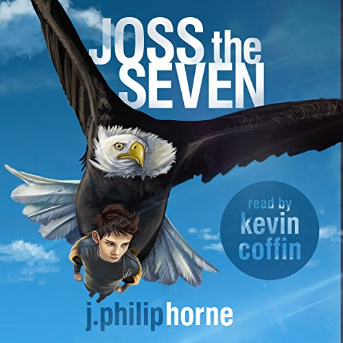 Joss the Seven audiobook cover art