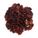Frontier Co-op Rosehips Seedless, Cut & Sifted, Certified Organic, Kosher | 1 lb. Bulk Bag | Rosa canina L.